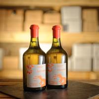 Arbois pupillin vin jaune